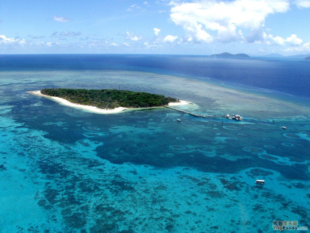 凯恩斯 – 绿岛(内堡礁)一日游-大猫号/大冒险号